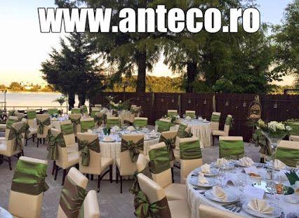 Scaune tapitate si mese din lemn masiv pentru restaurante