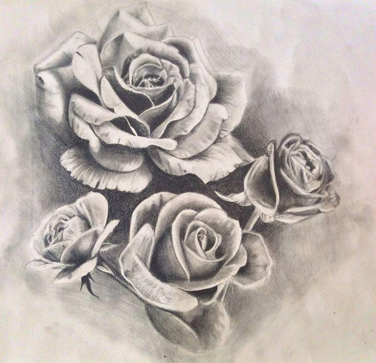 Rose design by Maisiechu.deviantart.com on @DeviantArt