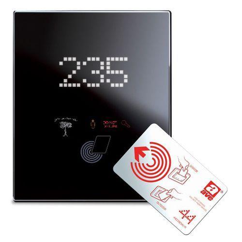 Lector RFID para control de acceso DOMINA HOTEL EXTERNAL READER 3 Ave spa