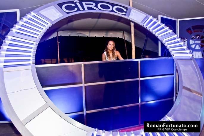 The Honest Group|Ciroc Event Activation Kit Concierge | Ibiza
