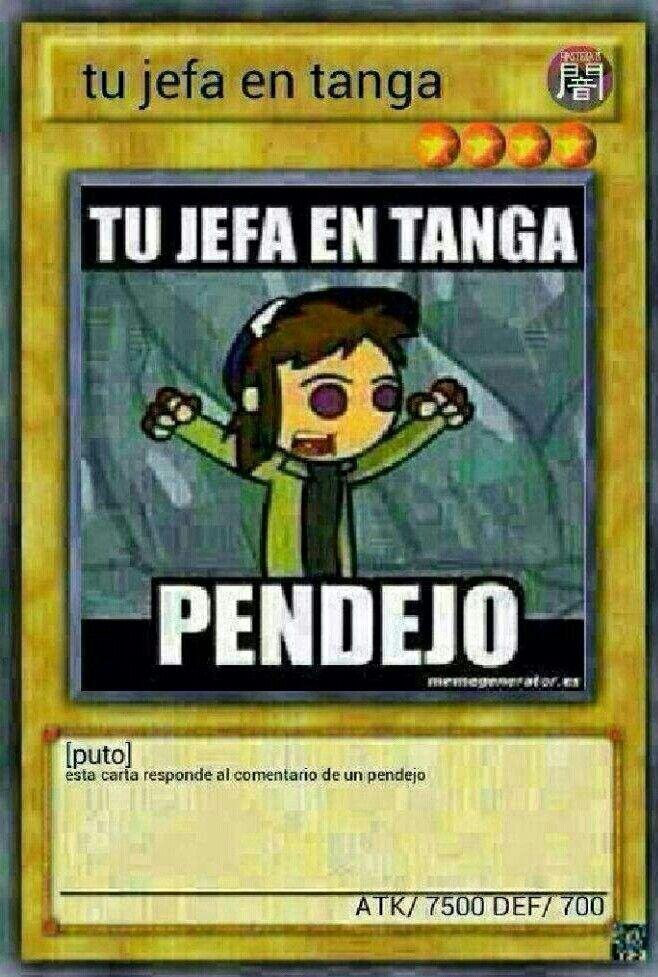 El Jefe In Spanish