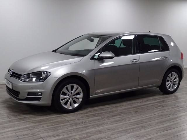 Volkswagen Golf 1.6 tdi bluemotion 5 drs automaat - full options !! financial lease vanaf € 158,- p/m