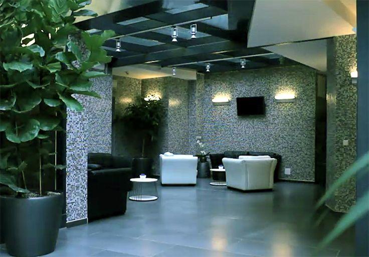 Lobby Hotel Galileo www.hotelgalileoprague.com
