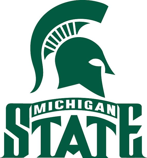 Michigan State Football Cross Stitch Pattern pdf by CustomPatterns, $4.95