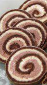 Zamatová roládaCookies Monsters, Czech Desserts Sweets, Ceske Zakuski, Zamatová Roláda, Russian Recipe, Czech Dessertssweet