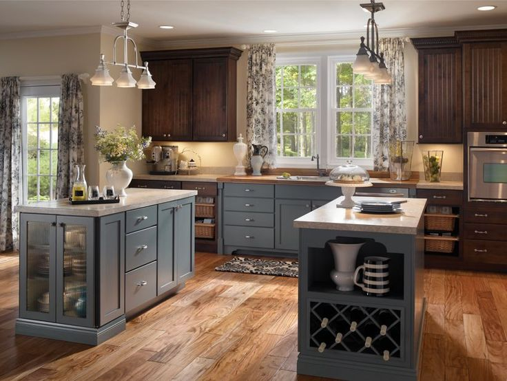 Evelyn | Menards kitchen cabinets, Traditional kitchen ...