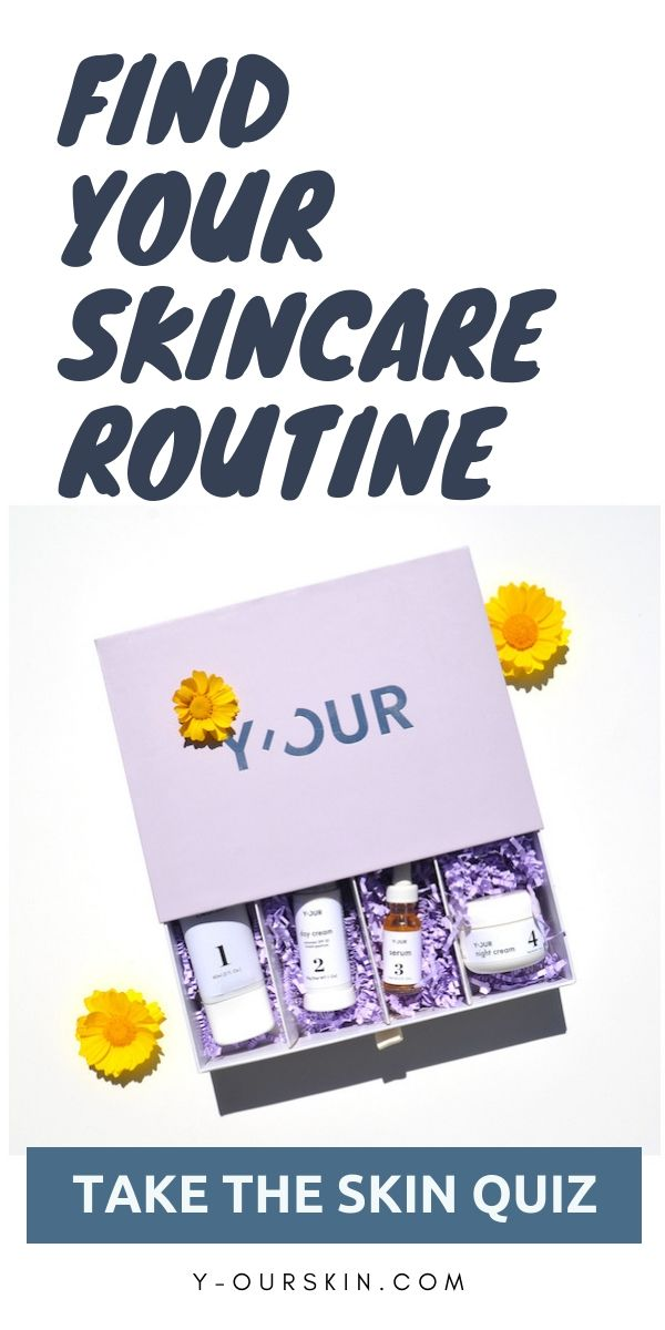 Take Our Skin Quiz To Find Your Personalized Skin Care Routine