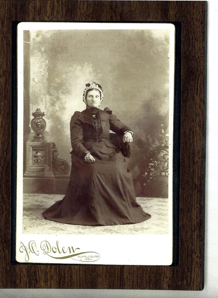 Sigrid Olsdatter Jordal, Wife of Halvor