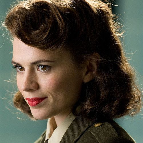 Captain America: The Winter Soldier to Feature Peggy Carter in a Flashback -- Actor Stanley Tucci reveals that Hayley Atwell is returning for a quick cameo in this Marvel Phase II sequel. -- http://wtch.it/heeQR