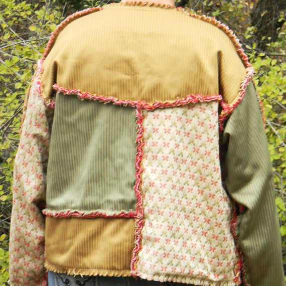 17 Best images about Sweatshirt Jackets on Pinterest Sewing patterns, Quilted sweatshirt ...