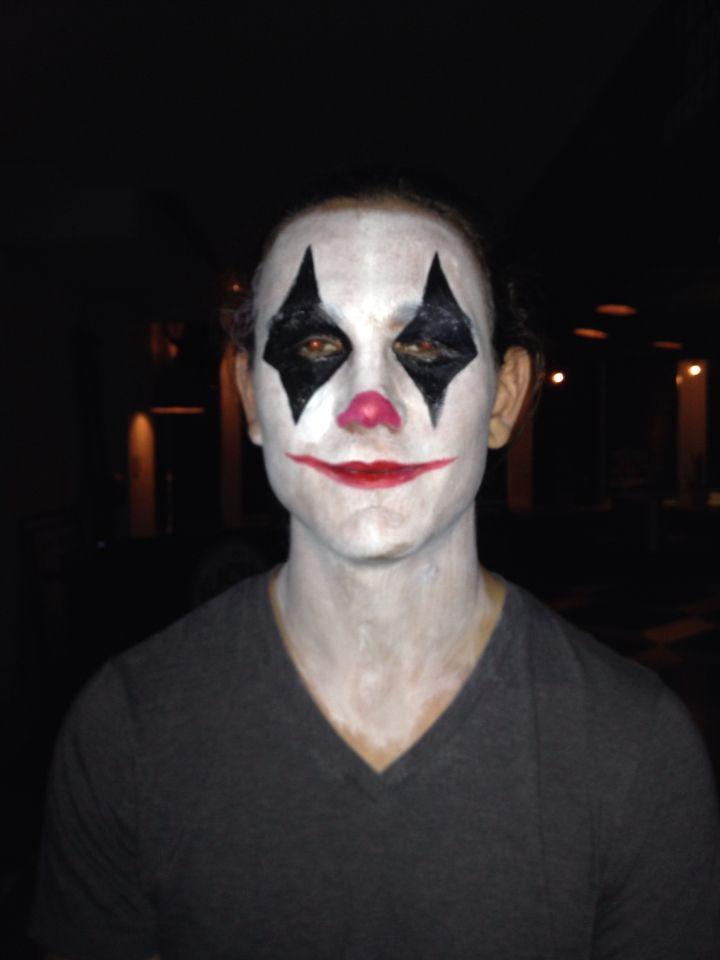 Scary clownnnn