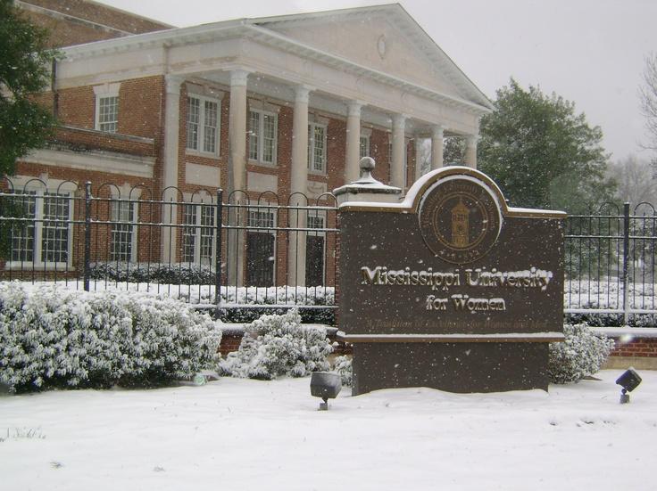 Mississippi University for Women, Columbus, Mississippi