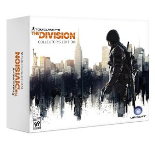 myneblogelectronicslcdphoneplaystatyon: Tom Clancy's The Division Collector's Edition - Xb...