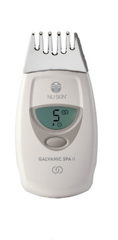 Galvanic Spa ageLOC and Scalp Conductor with Nutriol Shampoo and Nutriol Hair Fitness Treatment is the answer for #anti-aging problem with hair.