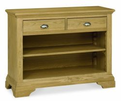 Hampstead Oak Console Table http://solidwoodfurniture.co/product-details-oak-furnitures-3911--hampstead-oak-console-table.html