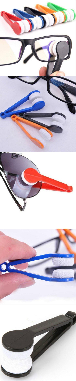 NOCM-Glasses Cleaner Microfibre Spectacles Sunglasses Eyeglass Cleaner Clean Wipe Tools