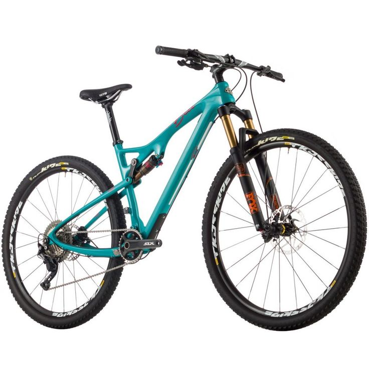 Yeti Cycles ASR Beti SLX Complete Mountain Bike - 2016 Turquoise/Coral, L :https://athletic.city/bike/gear/yeti-cycles-asr-beti-slx-complete-mountain-bike-2016-turquoisecoral-l/