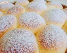 ΓΕΜΙΣΤΑ ΨΩΜΑΚΙΑ ΦΟΥΡΝΟΥ ΦΑΝΤΑΣΤΙΚΑ!!!! Υλικά 300 ml ζεστό γάλα 11 γρ. ξηρή μαγιά 1 αυγό 2 κρόκους αυγών 5 κουταλιές ...