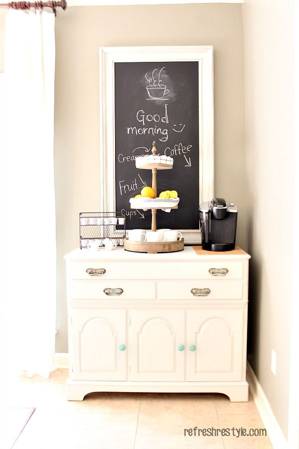17 mejores imágenes sobre home coffee stations en pinterest ...