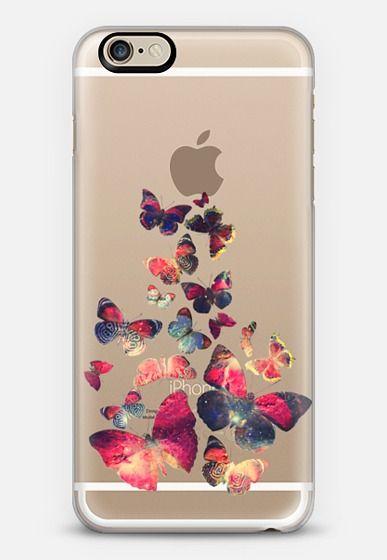 Butterflies Space iPhone 6 case by Eleaxart   Casetify
