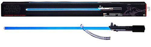 Disney/Hasbro Star Wars (The Black Series) FX Luke Skywalker Blue Lightsaber