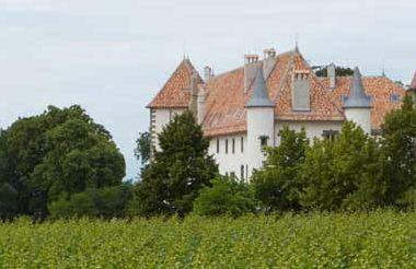 vidéo château d'Allaman. La rénovation et le Domaine viticole