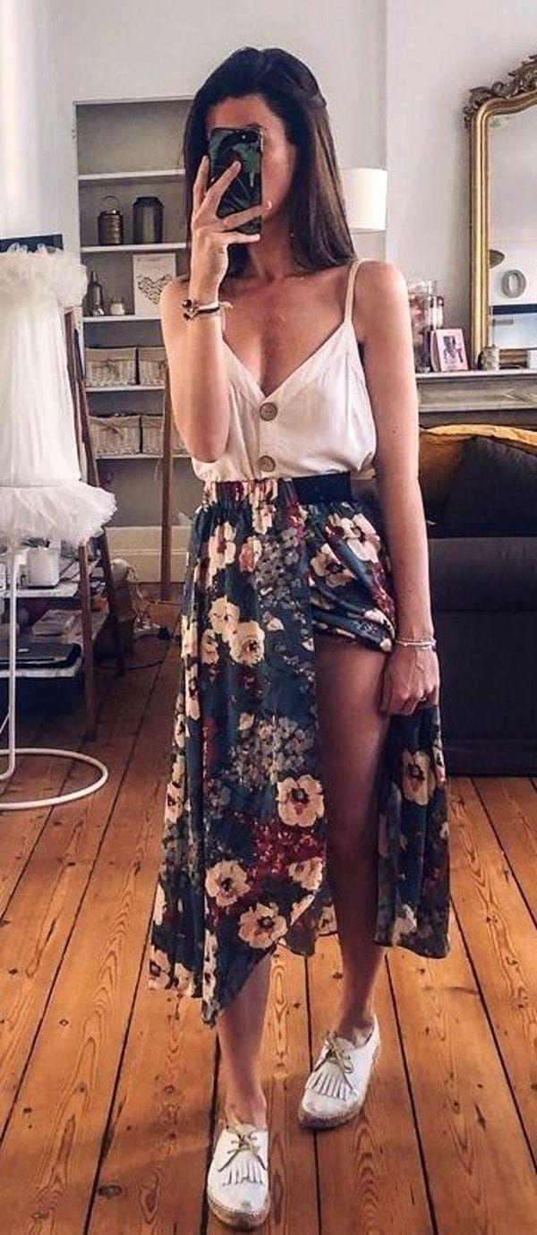 45 Breathtaking Spring Outfits You Should OwnWachabuy | Wachabuy