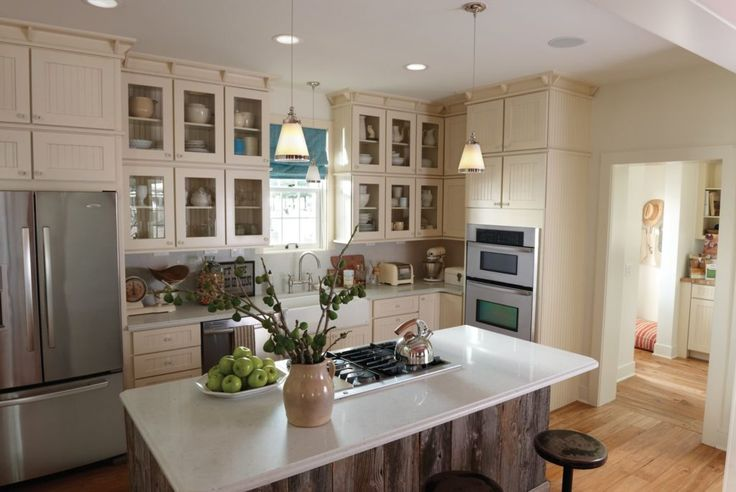 17 best ideas about cream kitchen designs on pinterest for Armstrong kitchen cabinets reviews