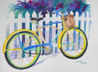 1000 images about florida keys on pinterest lakes key for Bicycle painting near me
