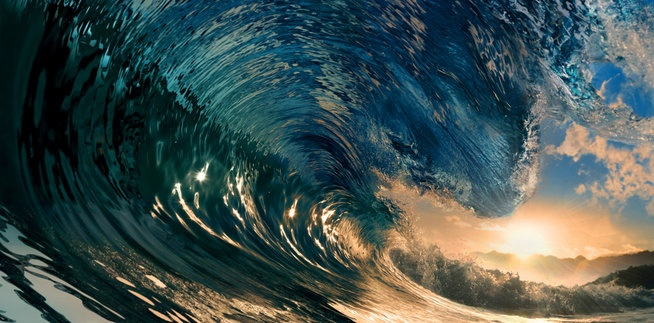 water babyPhotos, Awesome Pics, Sunsets, Illustration, Living Room, Ocean Waves, Ocean Soul, Interesting Water, Wallpapers Design