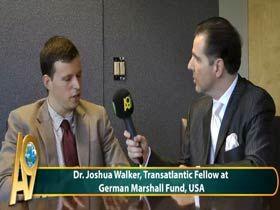 Dr. Joshua Walker, Alman Marshall Fonu'nun Denizaşırı Üyesi, ABD Video