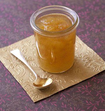 Confiture de poires à la vanille, la recette d'Ôdélices : retrouvez les ingrédients, la préparation, des recettes similaires et des photos qui donnent envie !