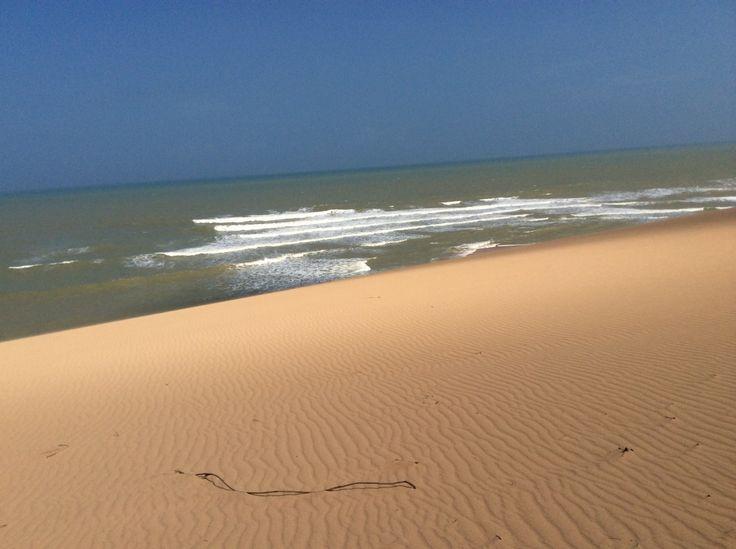 La Guajira dunas
