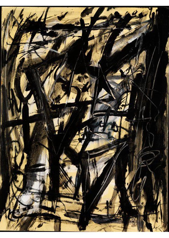 Emilio Vedova, 1919 Venedig – 2006 Venedig