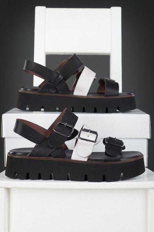 bedb8790 Lofina Sandal S/S 2019 LF190396 | Walkers.Style | My Kind of Style in 2019  | Leather sandals, Sandals, Soft leather