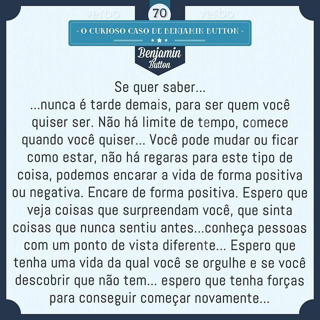 porque foi tão fácil conseguir e agora eu me pergunto: e daí?... eu tenho uma porção de coisas para conquistar eu não posso ficar aqui parado... #bomdia #segunda  #belohorizonte #Liçãodevidca #trechos #frases #citações #reflexão #pensamentos #literatura #livros #job #trabalho #sky #lifestyle #brasil  #verbo #정글의법칙in뉴칼레도니아 #insônia #filmes #ocuriosocasodebenjaminbutton