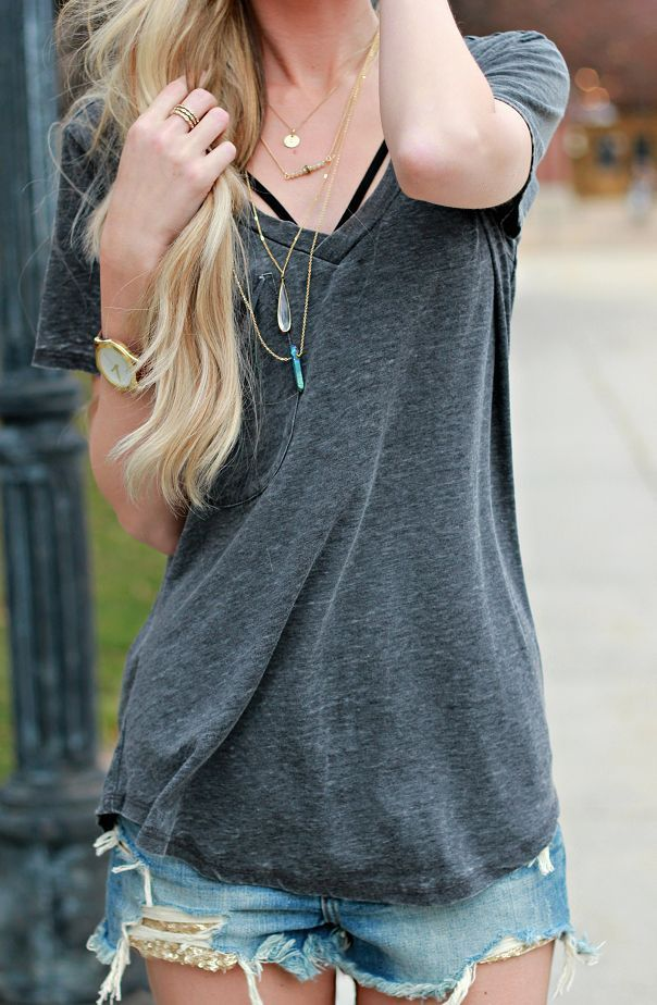 17 Best ideas about Cute Shorts Outfits on Pinterest | Teen ...