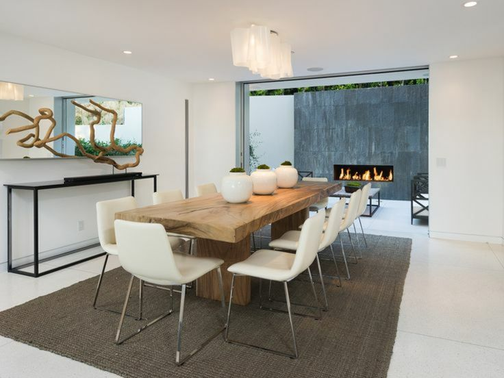 mesa de madera contrachapada
