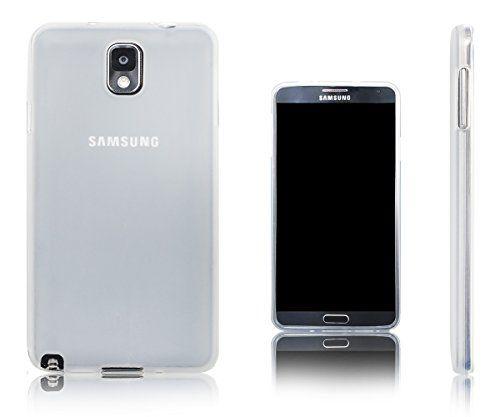 Xcessor Vapour Funda Carcasa de TPU Gel Flexible Para Samsung Galaxy Note 3. Transparente - http://www.tiendasmoviles.net/2016/02/xcessor-vapour-funda-carcasa-de-tpu-gel-flexible-para-samsung-galaxy-note-3-transparente/