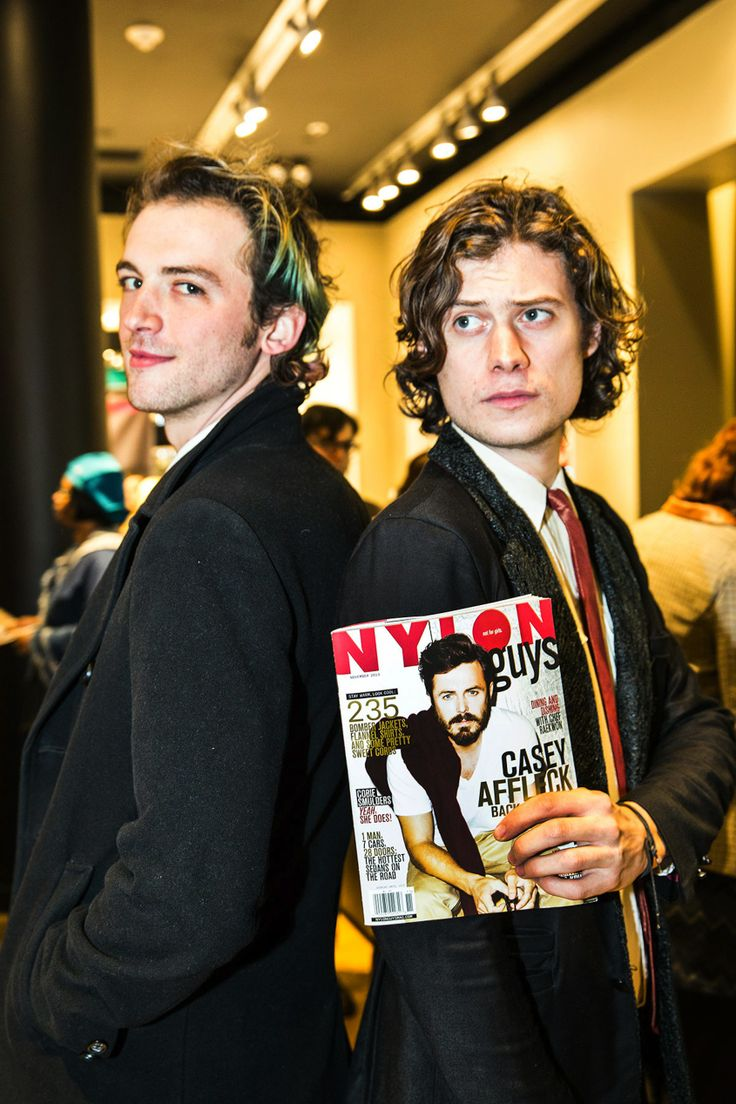 #NYLON x #Express #Store Grand Opening - Guests