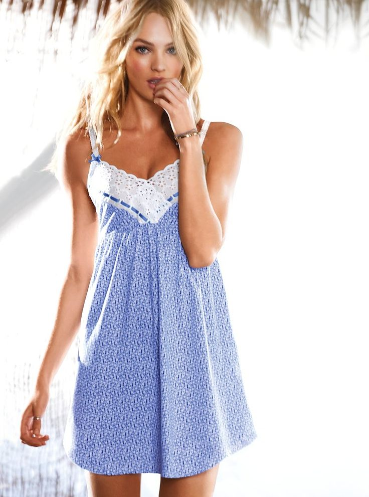 Candice Swanepoel for Victoria's Secret, May 2012 (part 4)