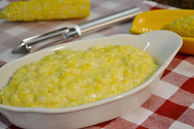Grandma's Creamed Corn: A Simple and Delicious Southern Classic