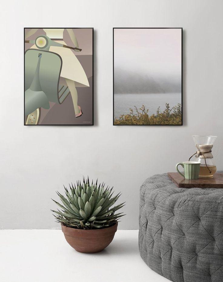 Perfect poster pair