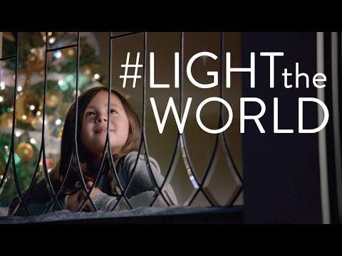 LIGHTtheWORLD — Follow the example of Jesus Christ. Share His light and serve as He served. - YouTube
