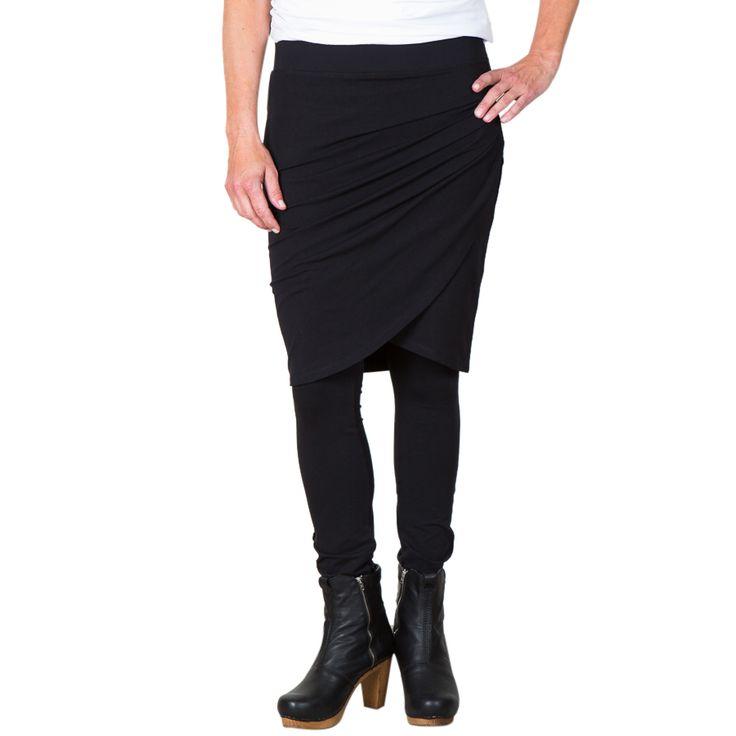 Forever skirt - black