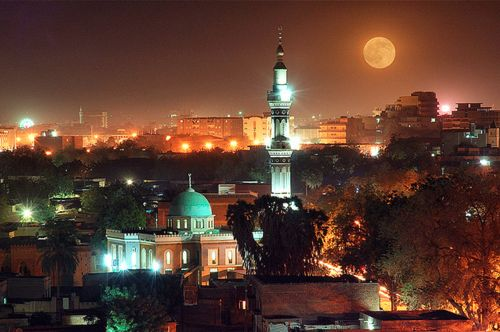 Khartoum (الخرطوم), Sudan