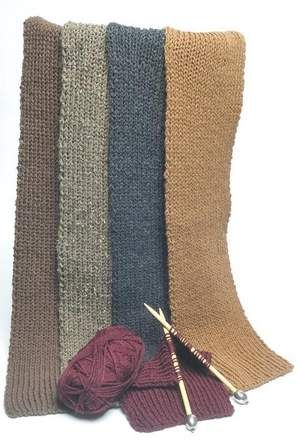 Knitting Scarves Patterns For Charity : 19 best images about Crochet scarves on Pinterest Free pattern, Crochet but...
