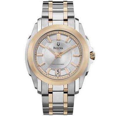 Bulova - Mens Precisionist Longwood Watch - 98B141 - RRP: £339.00 - Online Price: £203.40