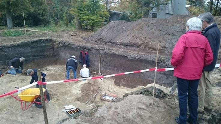 'Schatkamer' ontdekt in Loenen: 'Dit is een zeldzaamheid