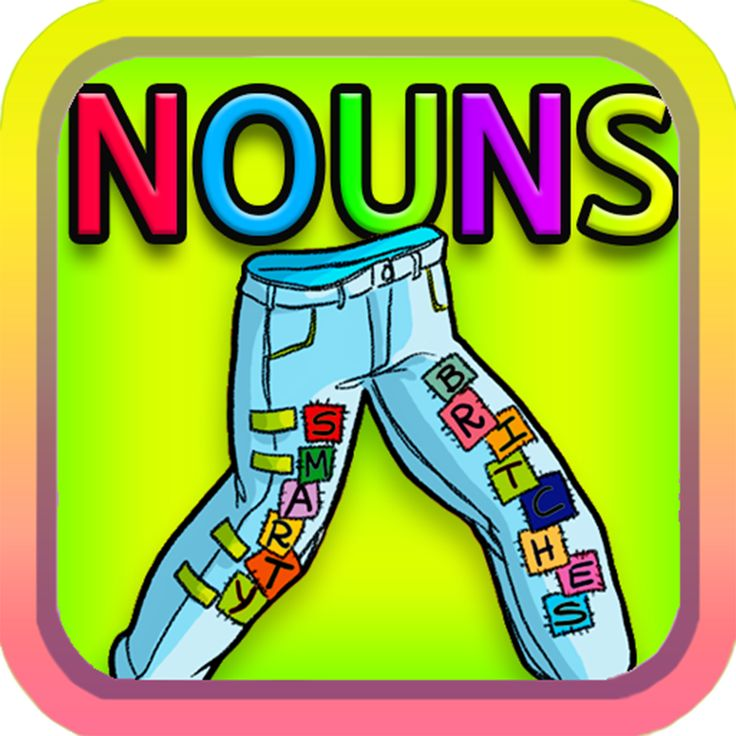 "#AppyReview by Jackie Bryla @appymall Smarty Britches: Nouns This is an enchanting book app with wonderful illustrations.  It does a great job of explaining specific nouns (people, place and things).  Speech tip: Read the story with your kids or use the option to ""read to me"" and then have them think of nouns that begin with their targeted speech sound(s)."